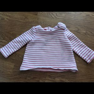 Gymboree fleece lined top